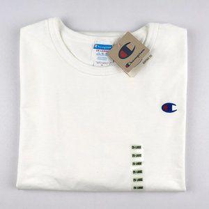 Champion Men's T-Shirt C Logo Heavyweight Tee